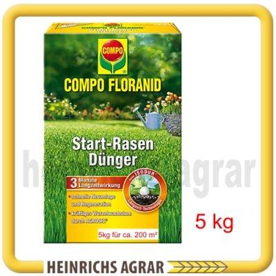 5 kg compo floranid rasen start d nger 30034 heinrichs agrar. Black Bedroom Furniture Sets. Home Design Ideas